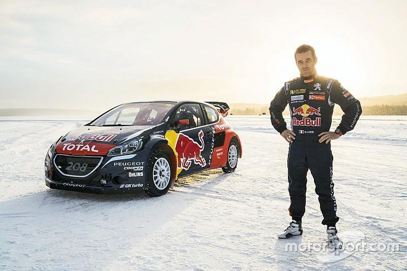 Rallye-Weltmeister Sebastien Loeb startet in der Rallycross-WM 2016
