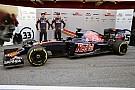 Toro Rosso presenta los detalles finales de su coche