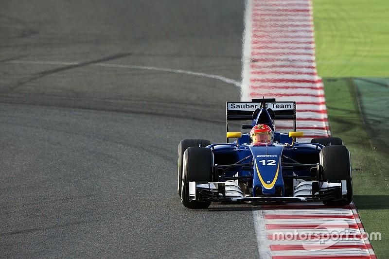 Новый Sauber стал еще лучше, считает Наср