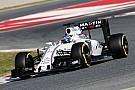 Bottas consegue volta mais rápida de quarta com Williams