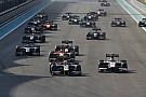 GP2-Saison 2016 mit elf Veranstaltungen und Finale in Abu Dhabi