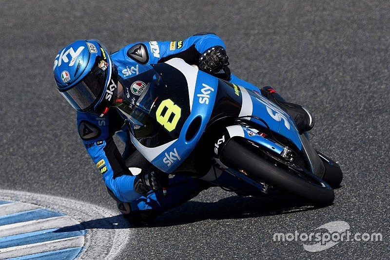 Test Jerez, Day 3: il rookie Bulega si rimette davanti