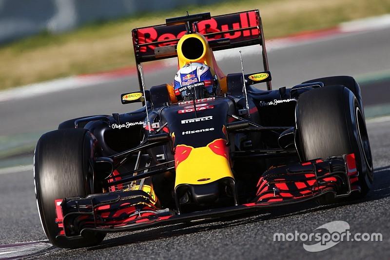Red Bull strijdt om positie van derde beste team, denkt Ricciardo