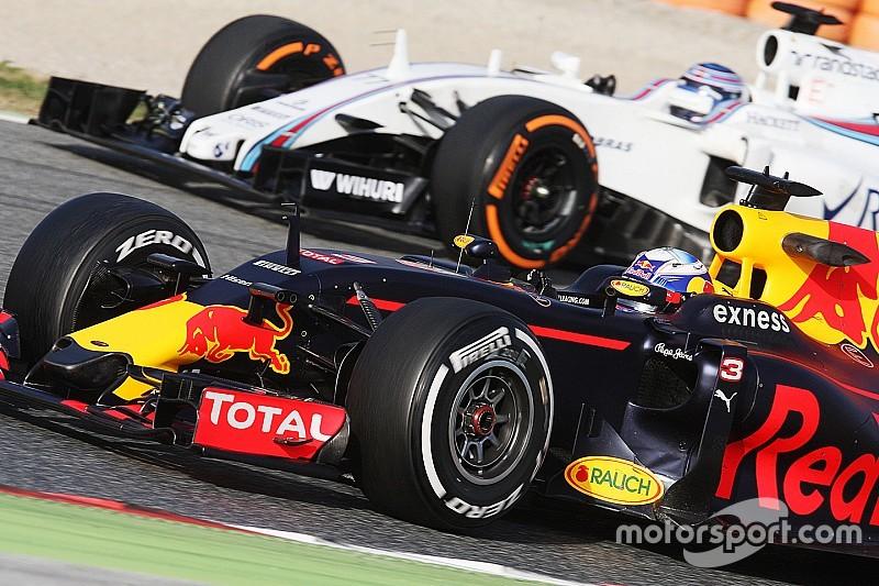 Ricciardo dice que Red Bull trabaja para ser el tercer equipo