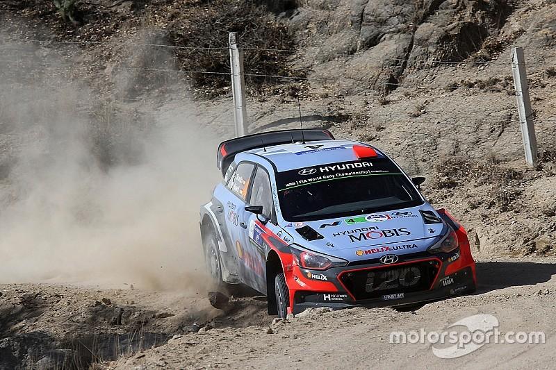 WRC Mexico: Sordo verliest podium na tijdstraf