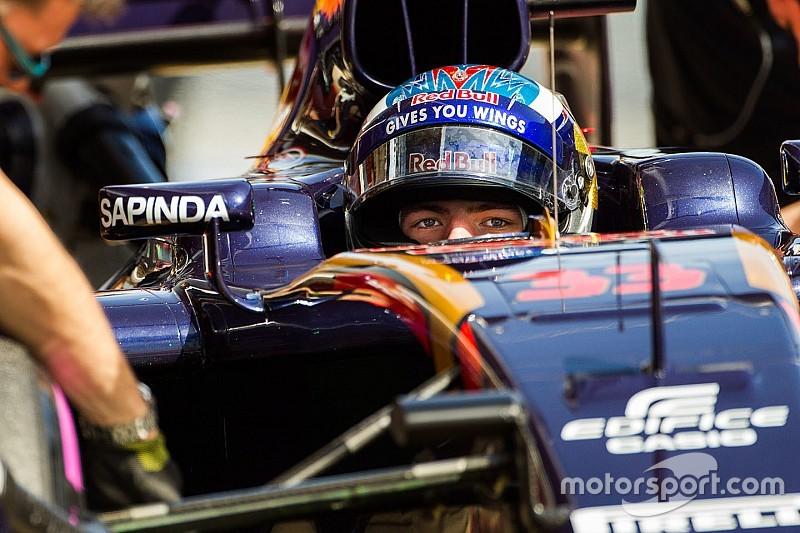 Verstappen dice que un tercer año en Toro Rosso es posible, pero no su objetivo