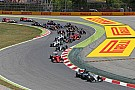 Pirelli объявила составы шин на Гран При Испании