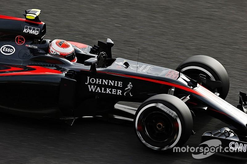 McLaren retains Johnnie Walker as sponsor