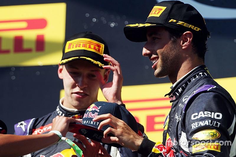Los pilotos que no rindan en Red Bull no seguirán, dice Marko