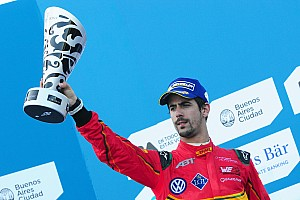 Формула E Отчет о гонке Ди Грасси выиграл и вышел в лидеры сезона