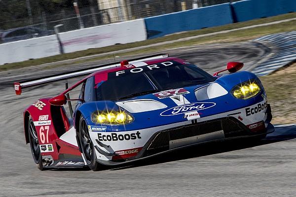 Ford gibt Fahreraufgebot für Comeback in Le Mans bekannt