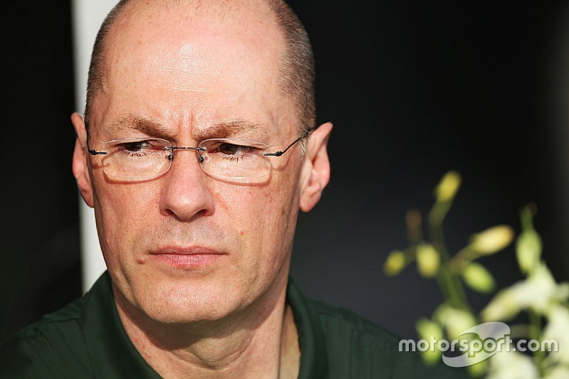 Sauber technical director Mark Smith quits team