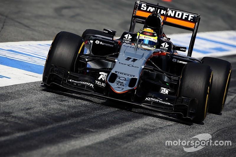 Перес не ждет от Force India чудес в Мельбурне