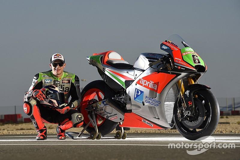 "Aprilia-MotoGP-Fahrer Stefan Bradl: ""Gebt uns Zeit"""