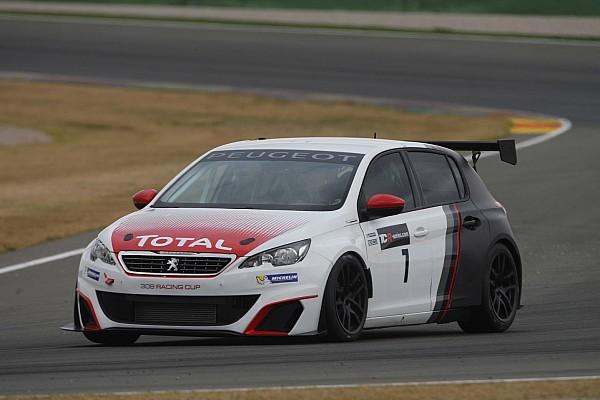Ecco perché la Peugeot 308 Racing Cup era a Valencia