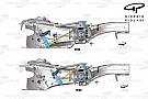 Como a melhora do motor Ferrari mudou a suspensão do SF16-H