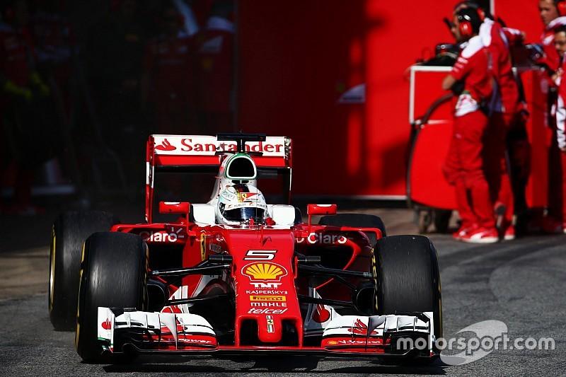 Ferrari heeft in winter meeste tokens voor motorontwikkeling gebruikt
