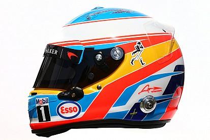 Diaporama - Les casques des 22 pilotes de la saison 2016