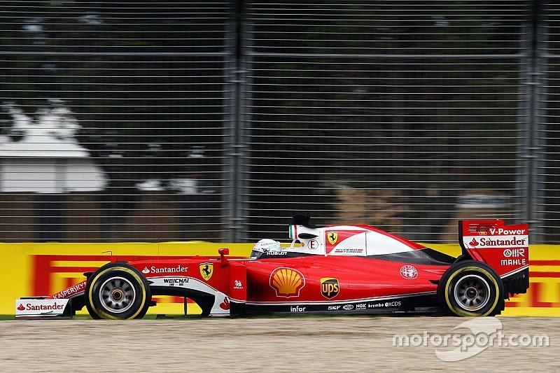 """Vettel zum Freien Training: """"Die einzige Erkenntnis ist, dass das Auto läuft"""""""