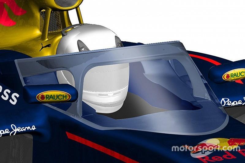Red Bull geeft afbeeldingen vrij van eigen versie halo