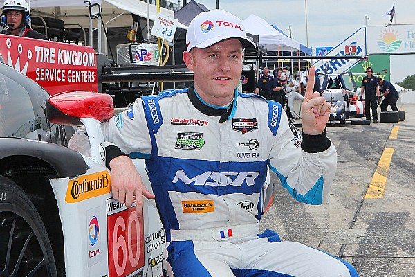 Michael Shank Racing in Sebring: Erst Crash, dann Pole-Position