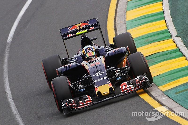 """Sainz: """"Carrera loca. Tenemos que conformarnos"""""""
