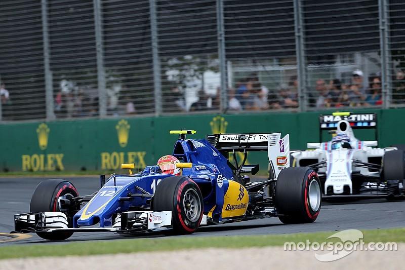 Após corrida difícil, Nasr prevê bastante trabalho na Sauber