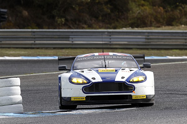 European Le Mans Breaking news Beechdean to run factory Aston Martin entry in ELMS