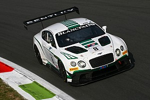 Blancpain Sprint Breaking news Bentley names Blancpain GT line-up, signs former Nissan driver Reip