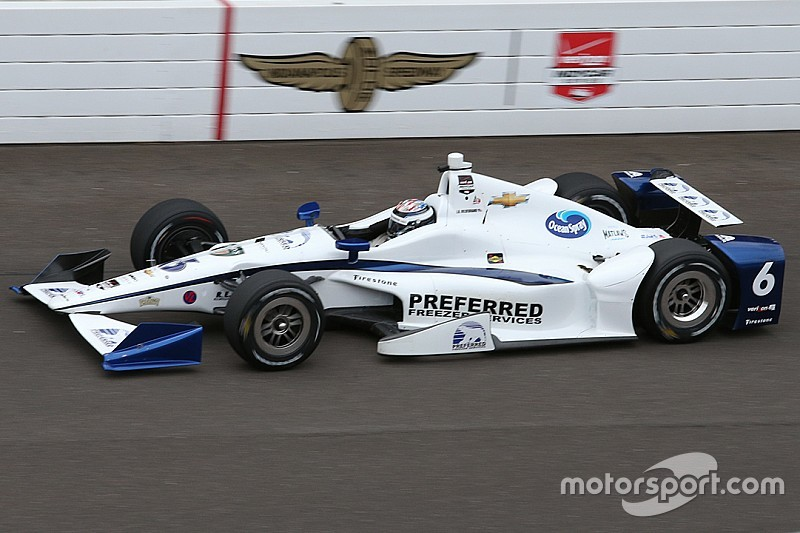 Хильдебранд выступит в Indy 500 за Ed Carpenter Racing