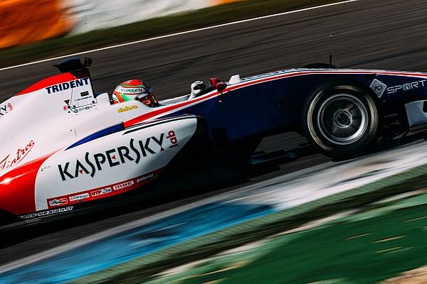 GP3 Bilan - Les chronos combinés des essais d'Estoril
