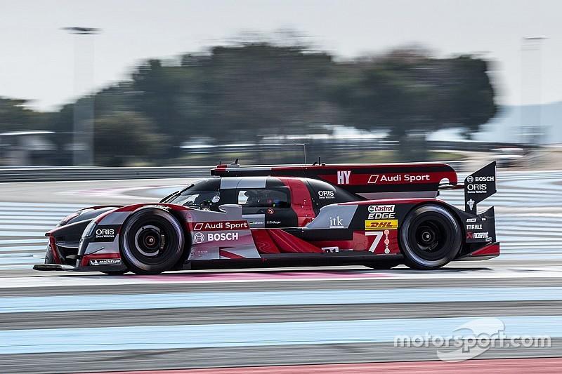 Audi: projeto no WEC não é feito em parceria com Porsche