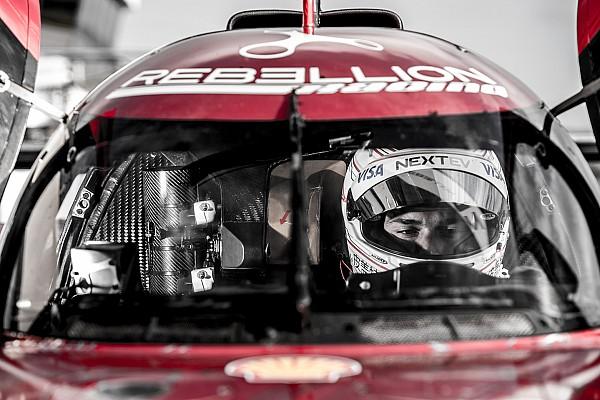 Nelson Piquet, entusiasmado tras las pruebas en WEC