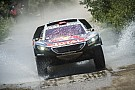Peugeot klantenauto's in Dakar Rally 2017