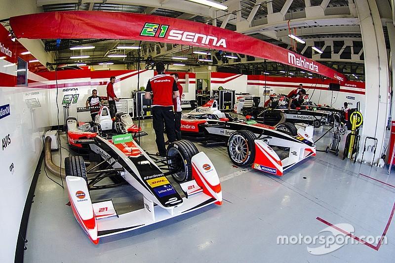 Garage proibiti per i tecnici della Williams in F.E!