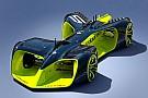 Roborace revela carro-conceito sem piloto para campeonato