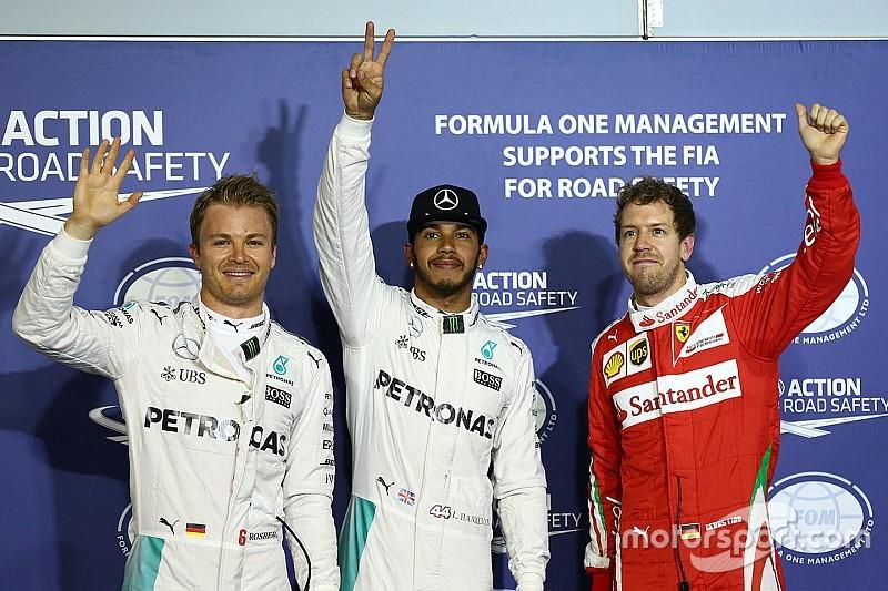 Bahrain: Hamilton centra la pole e disintegra il record