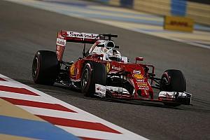 F1 Reporte de calificación Vettel:
