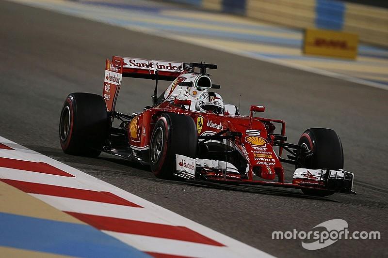 """Vettel: """"Aún no estamos donde queremos"""""""