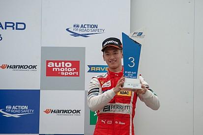 欧洲F3保罗·里卡德R2:艾洛特夺冠,周冠宇首登领奖台