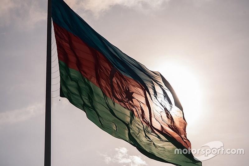 Baku organisers confirm start time change for F1 race