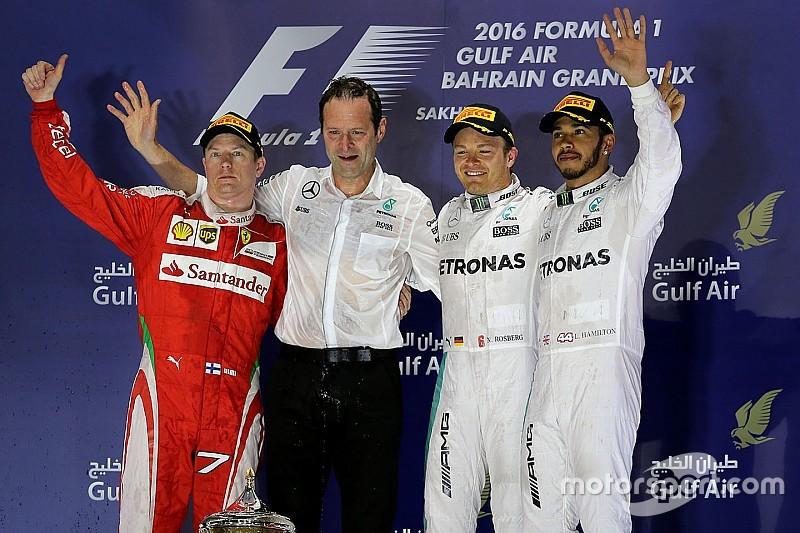 Nico Rosberg no frena: quinta victoria consecutiva