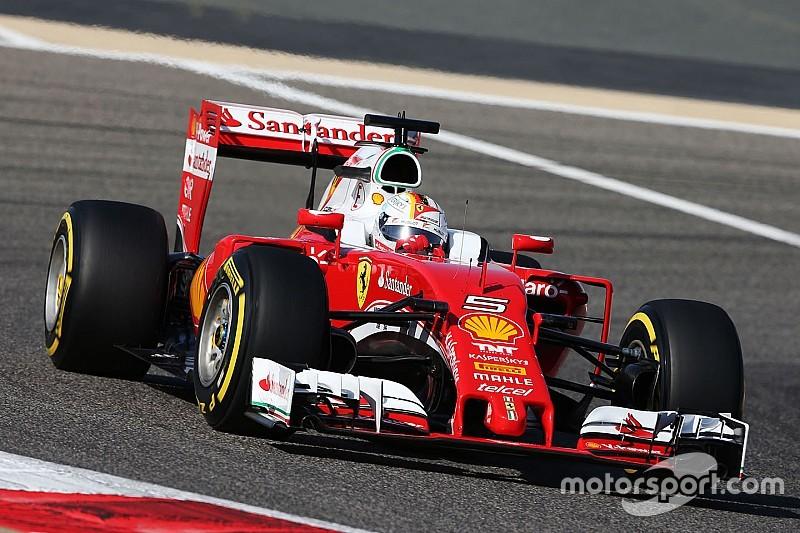Sebastian Vettel beim Grand Prix von Bahrain: Keine Ahnung, was los war