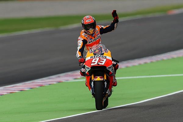 MotoGP 马奎兹:2013年菲利普岛的噩梦结束了