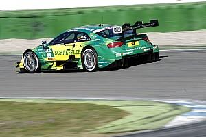 DTM Testbericht DTM-Test Hockenheim: Rockenfeller holt für Audi letzte Tagesbestzeit