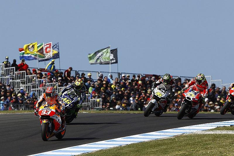 Phillip Island staat tot 2026 op de MotoGP-kalender