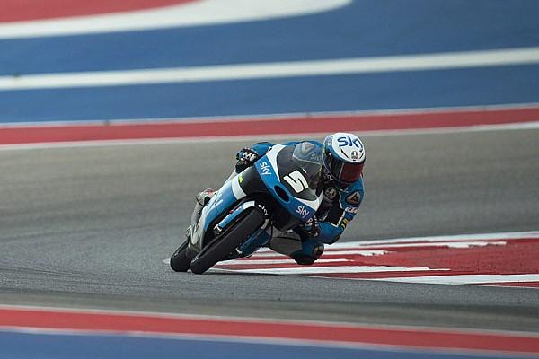 Moto3 Austin: Überzeugender Sieg von Romano Fenati