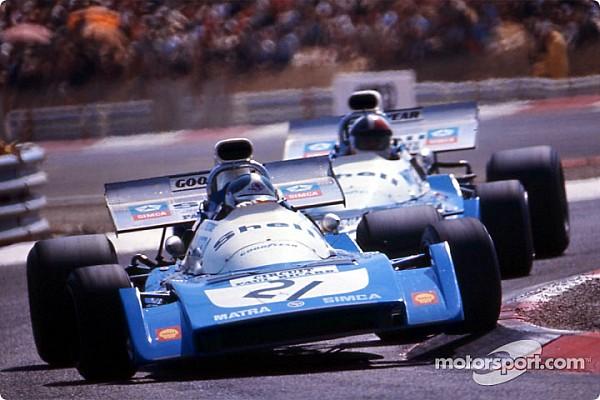 Formule 1 Actualités Anthony Beltoise à Monaco sur la Matra MS120 de son père