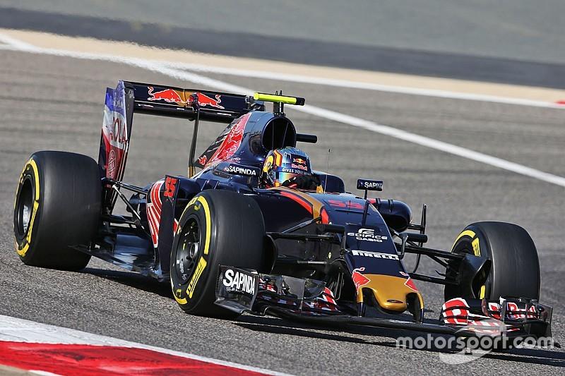 Toro Rosso planeja duas ou três grandes atualizações em 2016