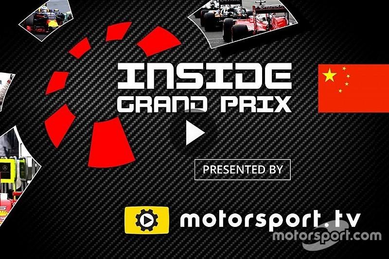 Video: Inside Grand Prix China